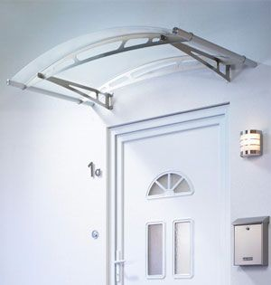 Acrylic Door Canopy