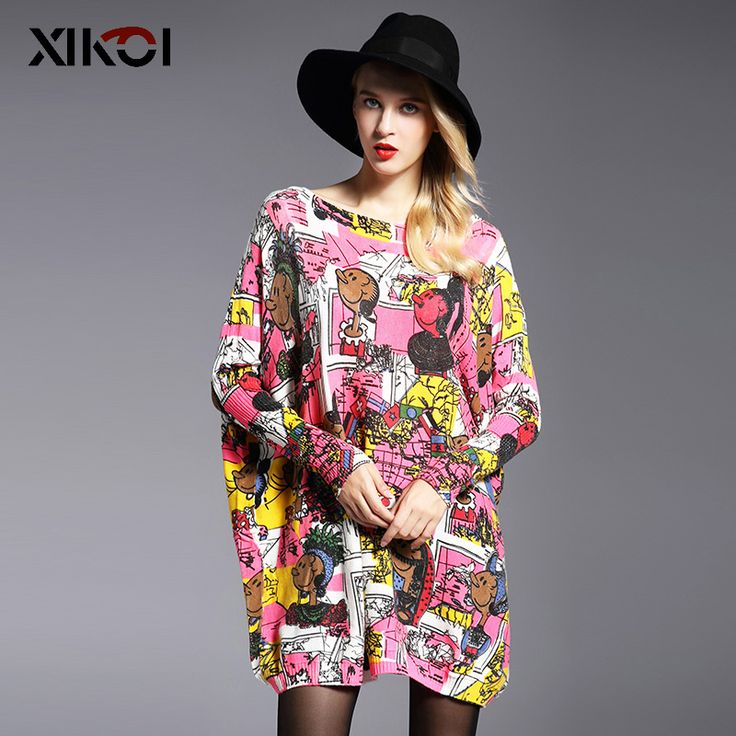 Autumn Casual Women Sweater Fashion Print Women's Clothing $35.26   => Save up to 60% and Free Shipping => Order Now! #fashion #woman #shop #diy  http://www.clothesworld.net/product/autumn-casual-women-sweater-fashion-print-womens-clothing