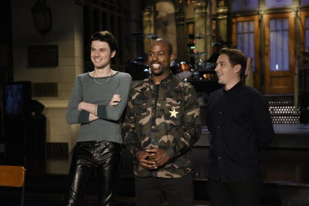 Sterling K Brown Hosts Saturday Night Live Tonight With Musical Guest James Bay Nbc Snl Promo Http Lenalamoray Co James Bay Saturday Night Live Musicals