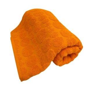 jonathan adler orange hand towel