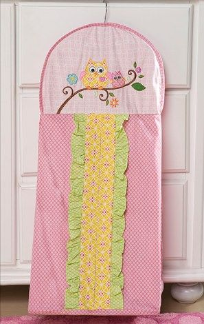 Happi Tree- Diaper Stacker