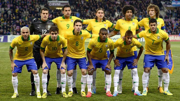 2014 FIFA World Cup Live: Brazilian Predicted 1st Eleven