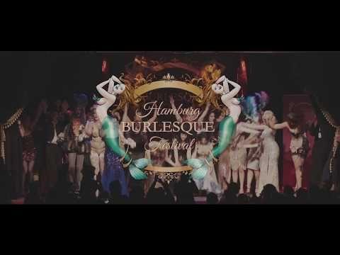 Hamburg Burlesque Festival 2018 im Gruenspan und der Prinzenbar