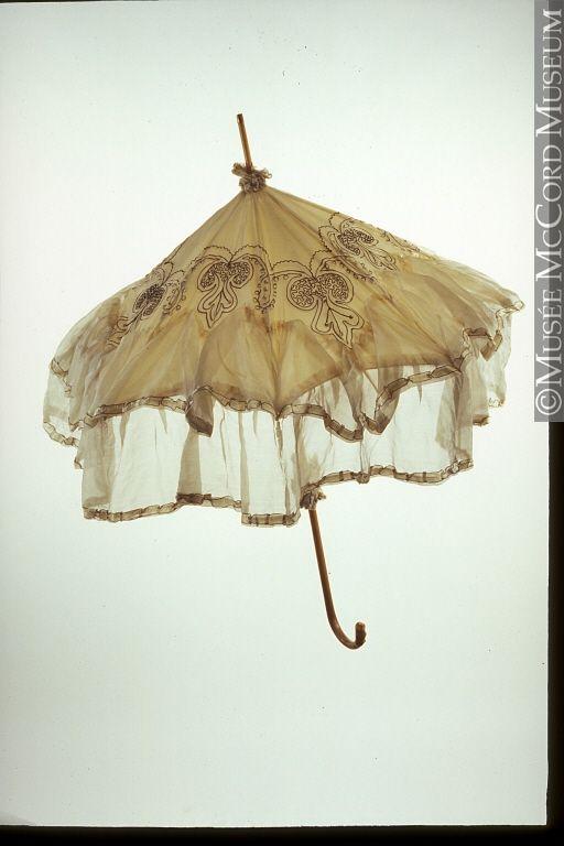 Parasol About 1900 Source