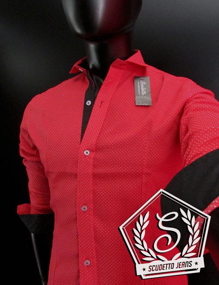 #Cam1904 Rojo ➡(Sin Stock)