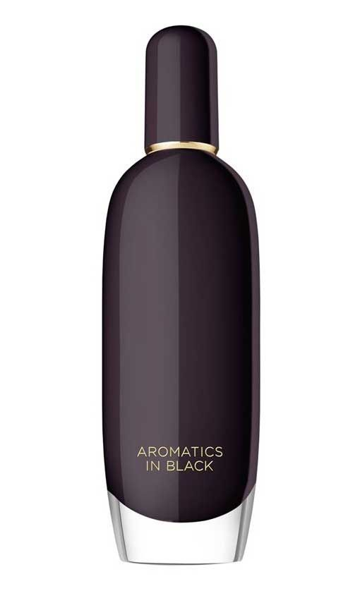 Aromatics in Black Clinique 2015