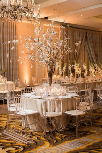 Chic And Contemporary Georgetown Wedding