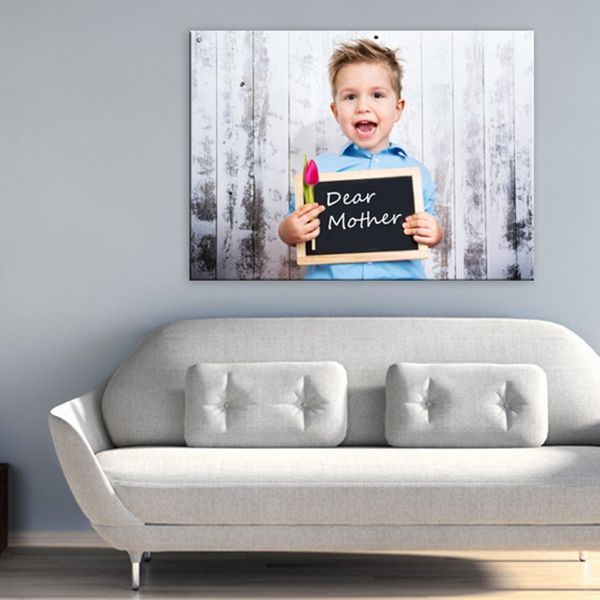 Gallery Wred Canvas Print