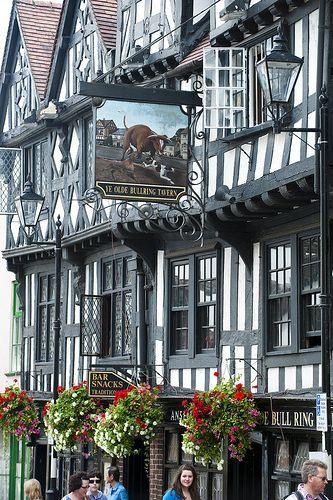 Ludlow Shropshire, England