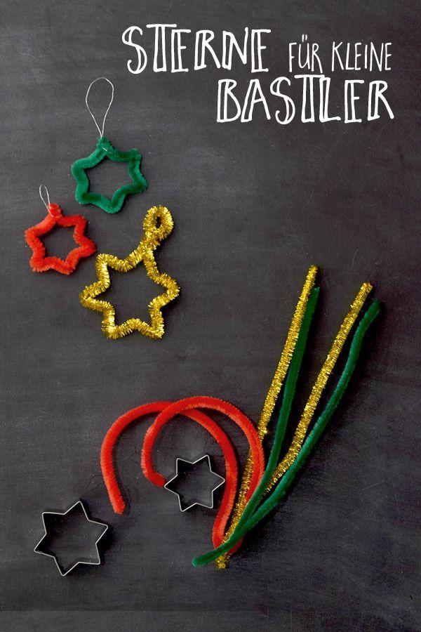 die besten 25 sterne basteln mit kindern ideen auf pinterest weihnachten mit kindern. Black Bedroom Furniture Sets. Home Design Ideas
