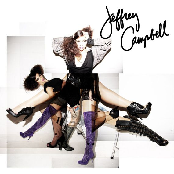 Campaign Jeffrey Campbell