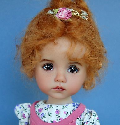 Dianna Effner S 10 Quot Vinyl Boneka Doll Hand Painted By