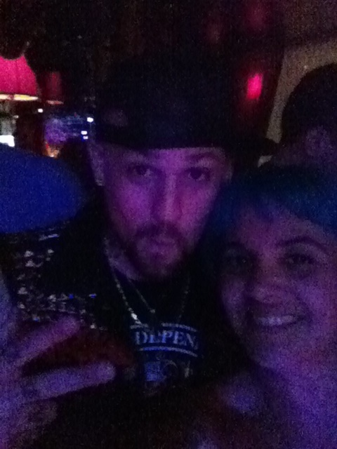 just chillin with Benji Madden (: