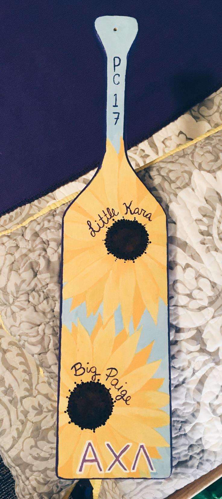 big little paddle