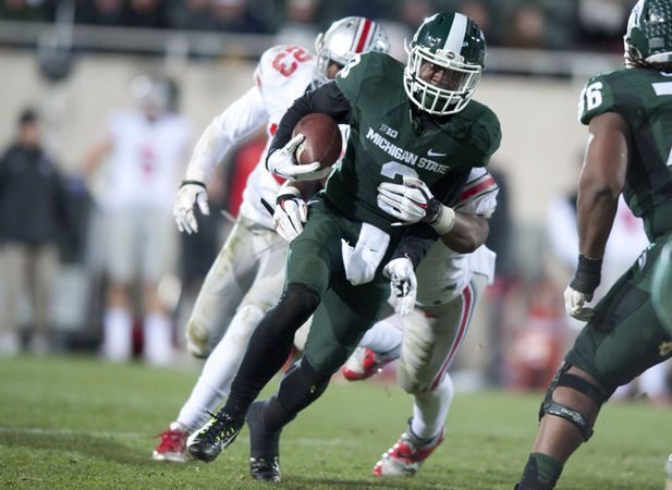 Michigan State coach Mark Dantonio doesn't mince words, says bottom line was 'we couldn't stop them'   MLive.com