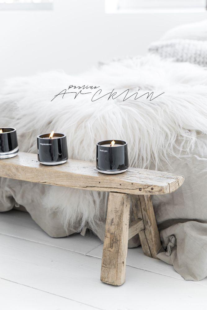 paulina arcklin message candles. Black Bedroom Furniture Sets. Home Design Ideas