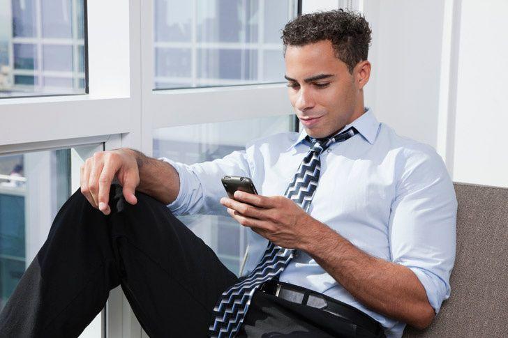 Casi el 90% de las personas con Smartphone lo utilizan para buscar empleo