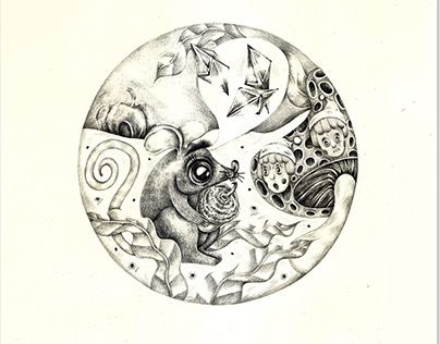 """Check out new work on my @Behance portfolio: """"Various drawings"""" http://be.net/gallery/53738551/Various-drawings"""