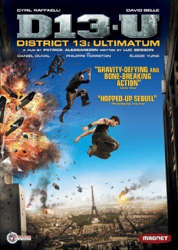 District 13: Ultimatum ~ Cyril Raffaelli
