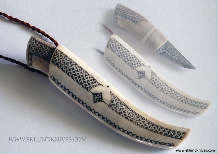 Full Horn Knives | Eklundknives