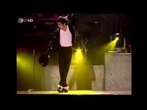 "Майкл Джексон - ""Билли Джин"" Онлайн Мюнхен 1997 - YouTube"
