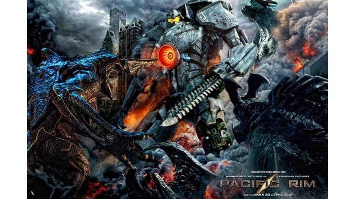 Film Pacific Rim - Akankah Robot yang Menjadi Harapan Terakhir Berhasil Kalahkan…