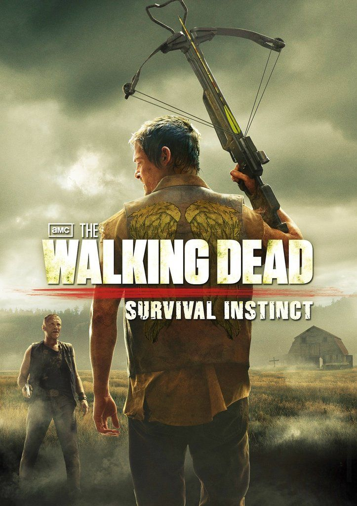 The Walking Dead Survival Instinct Poster