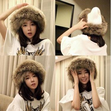 fashionable fur! see more on thehallyu.com