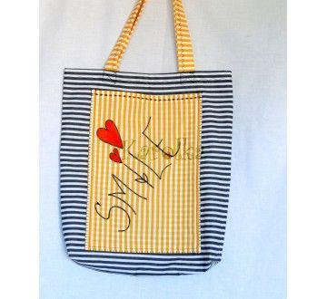 Nákupná taška - Smile