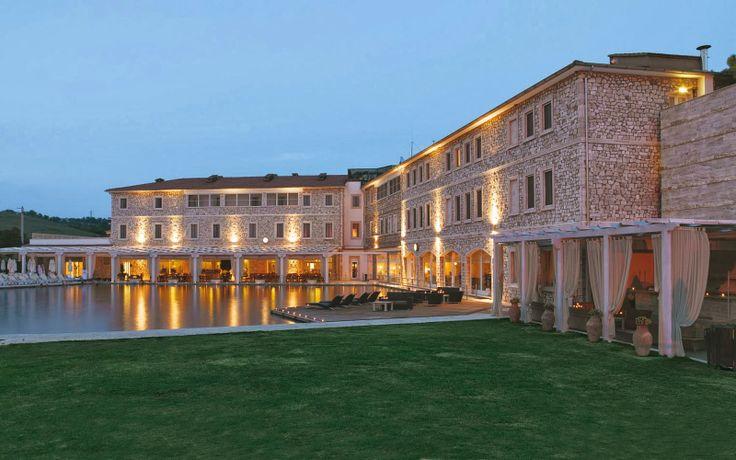 Ti do il voto ::: La tua opinione su quello che vuoi: Opinione 018 ::: Terme di saturnia spa & golf resort