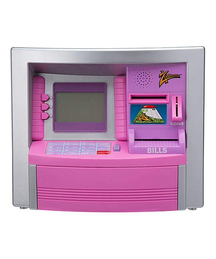 Bank Lockers Los Angeles: 36 Best Images About ATM Toys & Products On Pinterest