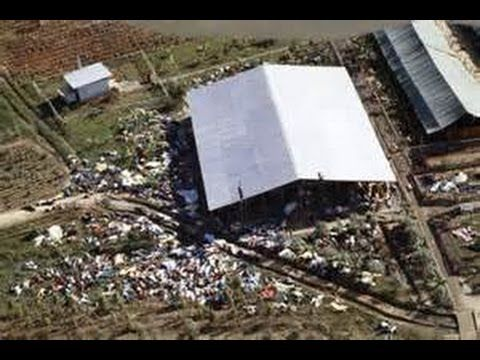 NBC News archive footage of Jonestown - YouTube