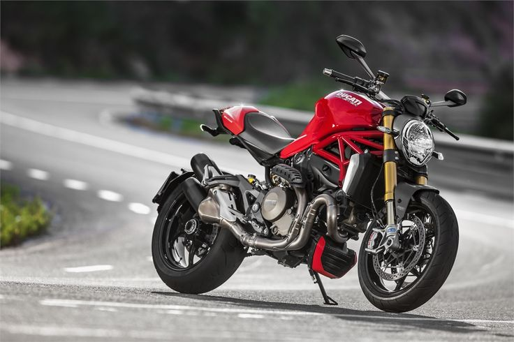 Ducati Monster 1200S (2015) - 2ri.de