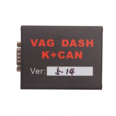 VAG DASH K+CAN V4.22 tool covers up the new generation of instrument clusters from 2002. Included are GolfV,Touran, Passat B6, Jetta, the new Seat models, such as Altea II and the new Skodas.
