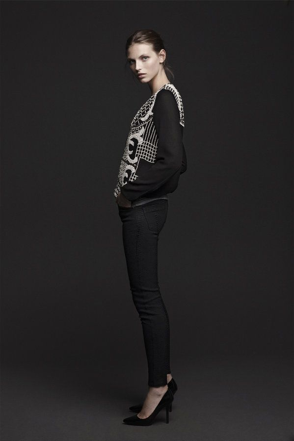 September - TRF - Lookbook - ZARA Denmark - Look 6