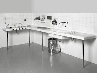 "#kitchen ""Tile Kitchen"" by Droog 2001, tiles by Dtile."