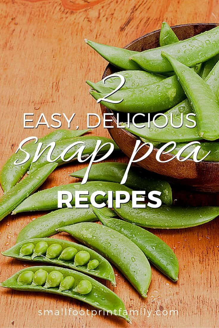 Snap and snow peas are some of the delights of spring. These two recipes for Dilly Snap Peas and Lemony Snap Peas with Avocado are sure to delight your taste buds this spring!    #vegan #paleo #rawvegan #glutenfree #dairyfree #garden #gardening #paleodiet #foraging
