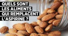 Quels sont les aliments qui remplacent l'aspirine ? - Santé Nutrition