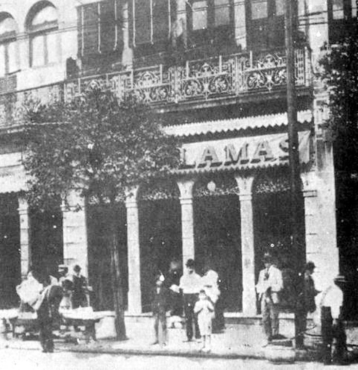 Rua do Catete (Café Lamas, Nº 295) – 1918  http://www.skyscrapercity.com/showthread.php?t=877776&page=80
