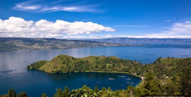 The Origin of Lake Toba (Indonesian)