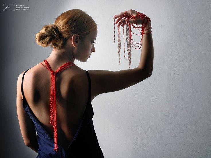 Styling:Rena Gantzaki Make up: Froni Stamatiadi