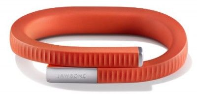 Monitor de Atividade e Sono UP 24 by Jawbone - Bluetooth Enabled - Small - Retail Packaging - Persimmon Red #Monitor de Atividade e Sono