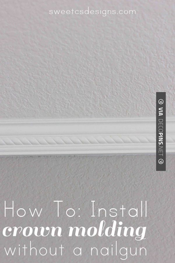 89 Best Images About Crown Molding On Pinterest Molding