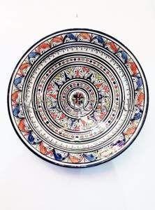 Марокканская тарелка арт. AS-37