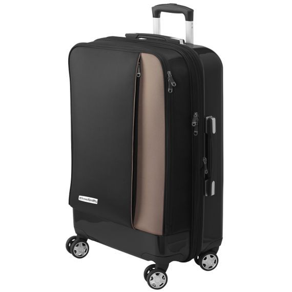"""Pack perfectly for the ultimate B&B getaway! Win a set of two TravelSmith Series S2 Hybrid 26"""" Upright"""