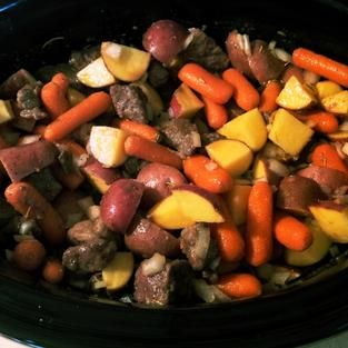 Kirsty Leigh Fitness | 21 Day Fix Crock Pot Beef Stew