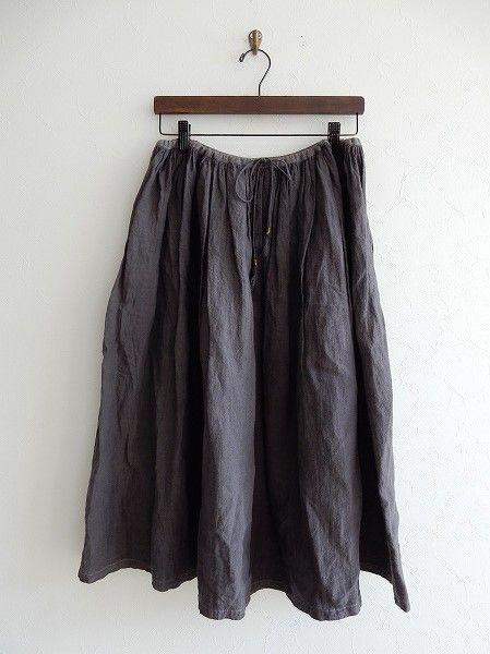 マキマロ ギャザースカート