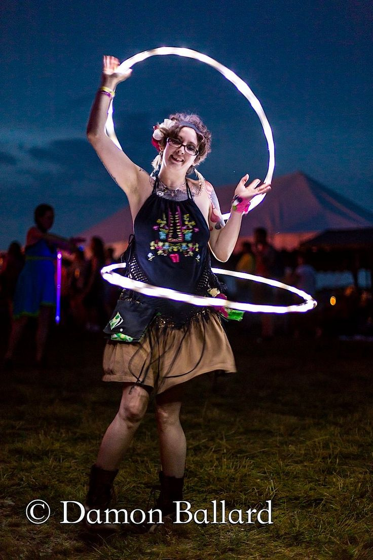 LED Hooping with Mary Ellen Talkington | hooping.org