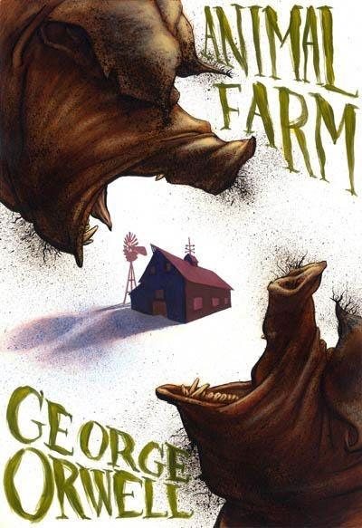 Animal Farm ebook epub/pdf/prc/mobi/azw3 download for Kindle, Mobile, Tablet, Laptop, PC, e-Reader. Fiction #kindlebook #ebook #freebook #books #bestseller