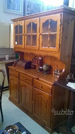 affaridamercante-credenza-rustica-legno-di-pino
